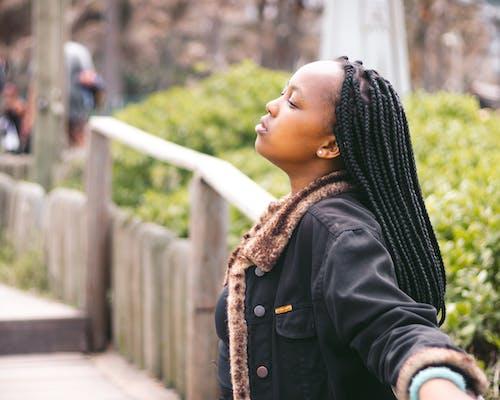Free stock photo of african american girl, african girl, beautiful