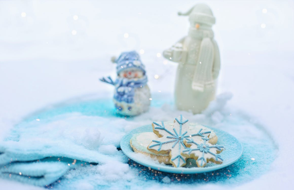 dessert, jul, slik