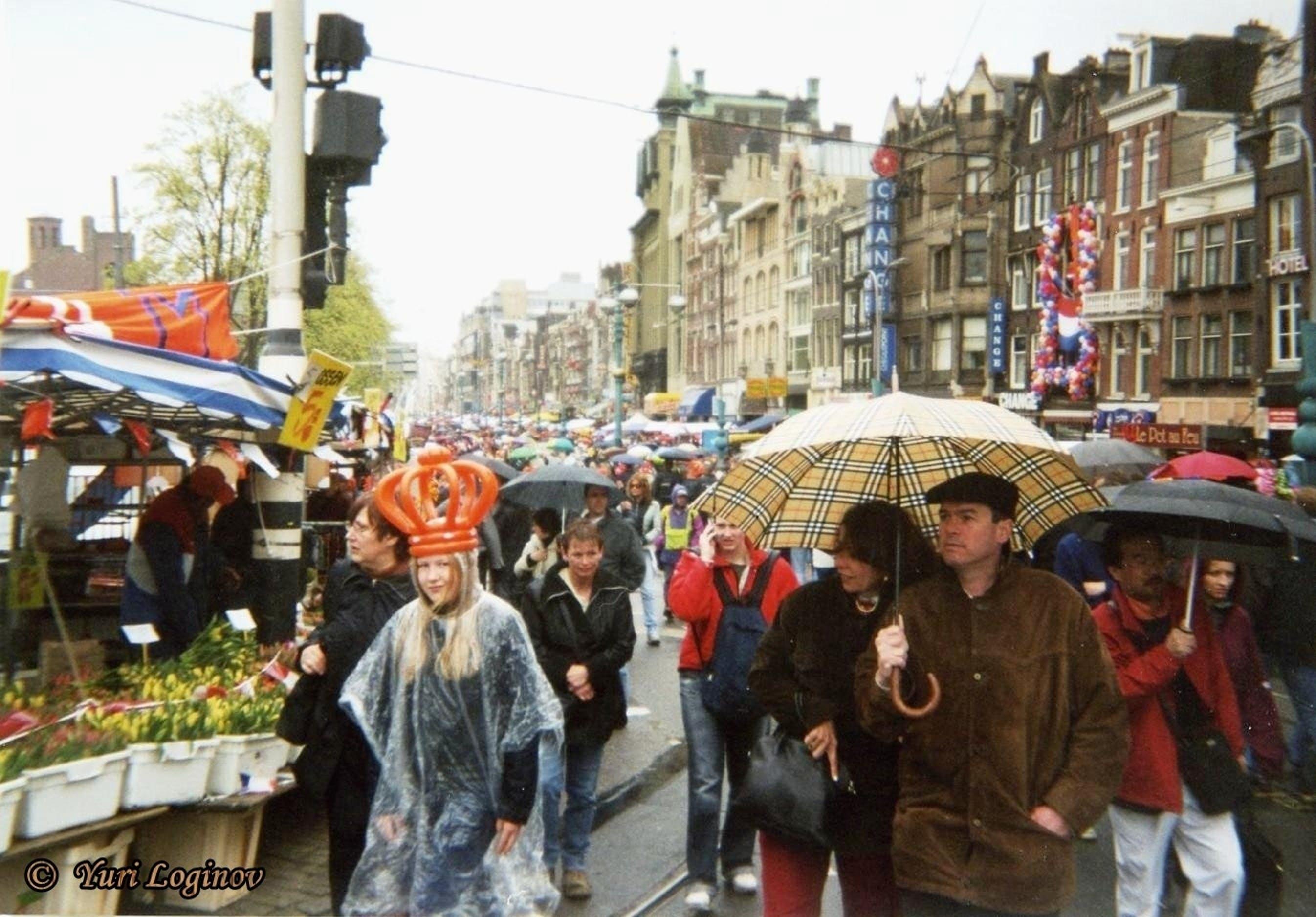 Free stock photo of amsterdam, netherlands, Nederland, Damrak