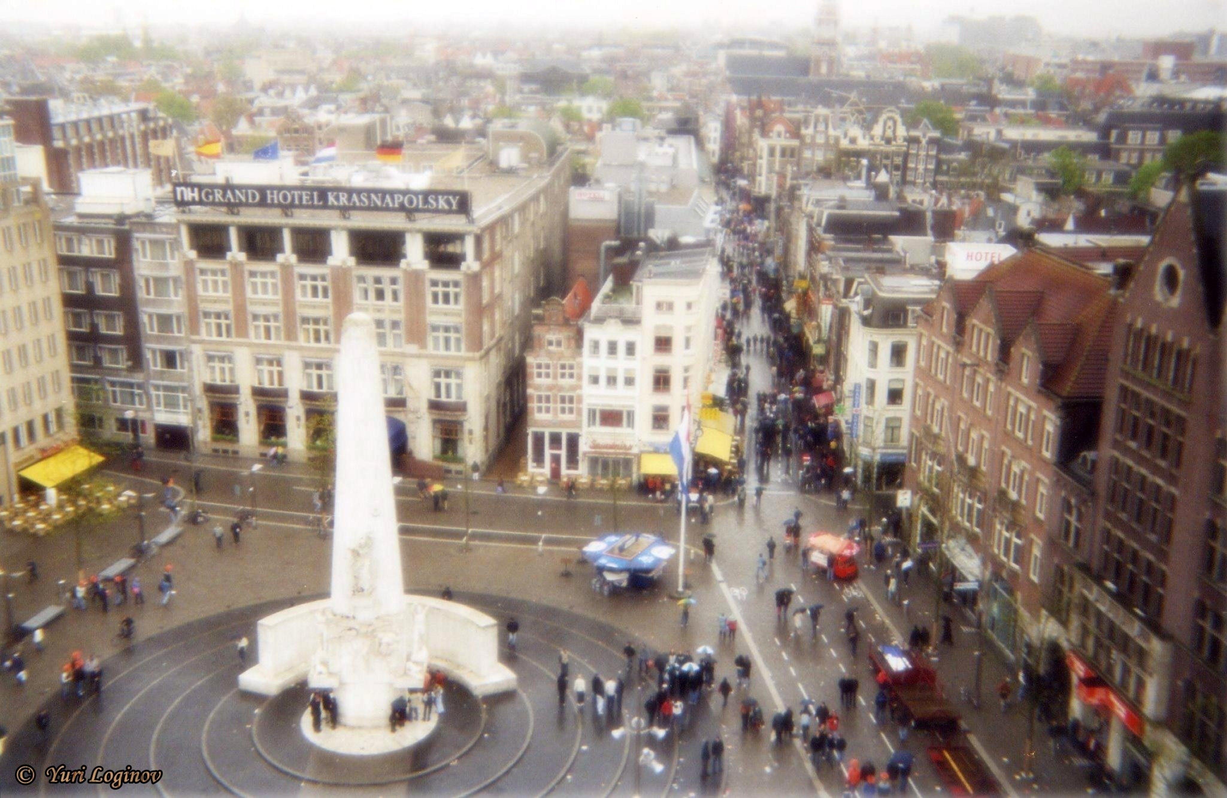 Free stock photo of amsterdam, netherlands, Nederland, dam square