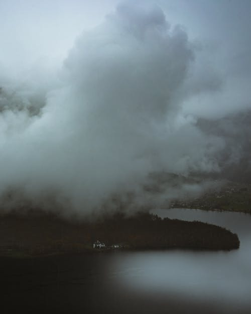 Free stock photo of after the rain, austria, clouds, Hallstatt