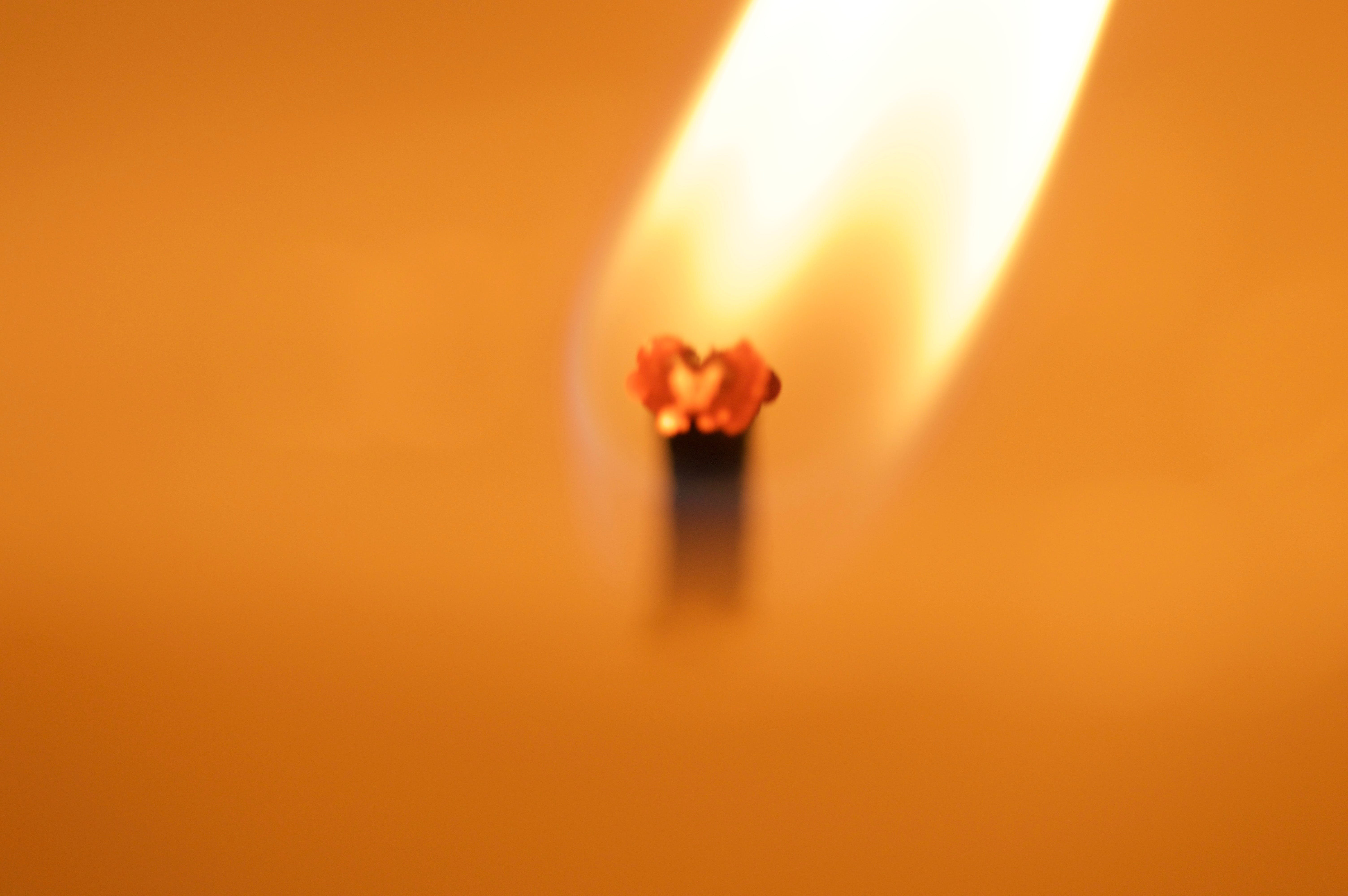 Free stock photo of candle, cosy, flame, night