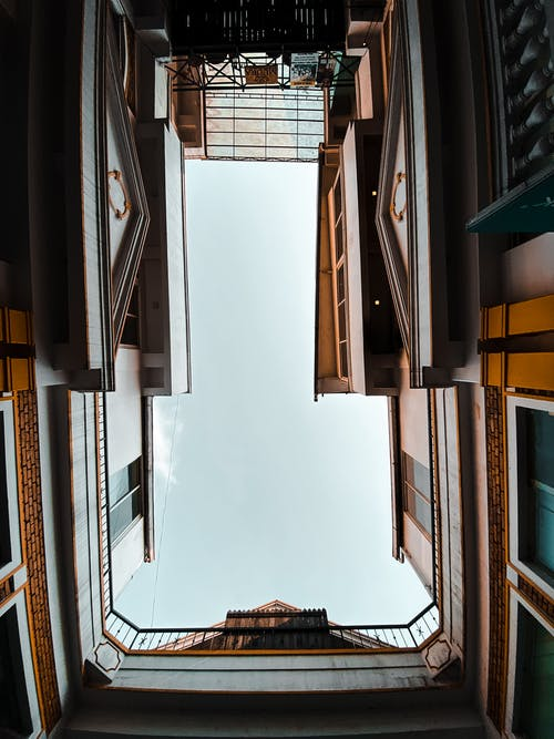 Free stock photo of apartment buildings, architectural, architectural design, architecture design