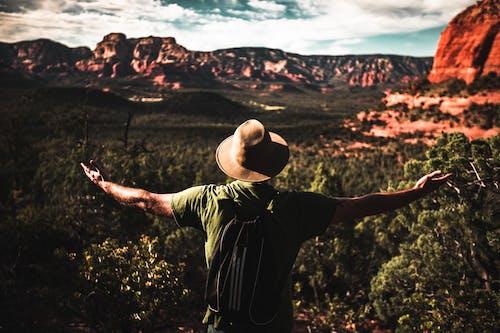 Imagine de stoc gratuită din #outdoorchallenge, 20-25 de ani, arizona, aventură