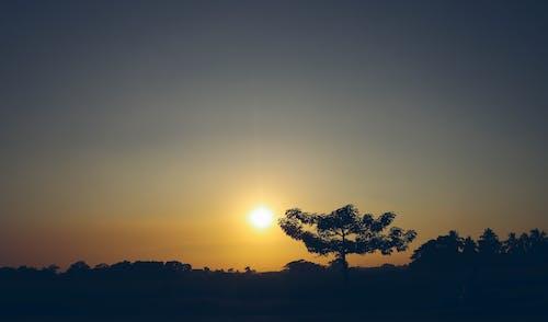 Free stock photo of beautiful sunset, beauty of nature, sunset