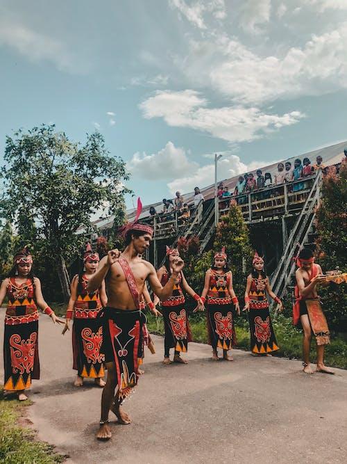 Imagine de stoc gratuită din Asia, asiatic, borneo, dans
