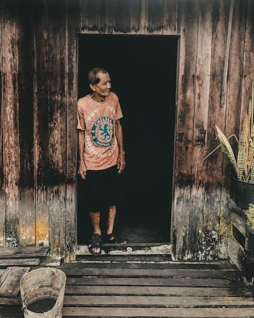 亞洲, 加里曼丹, 印尼, 大雅 的 免費圖庫相片