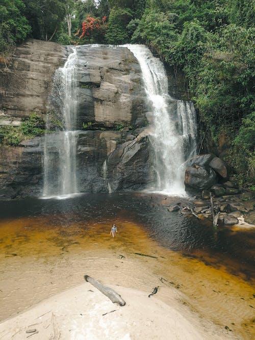 Imagine de stoc gratuită din Asia, borneo, cascadă, cascade