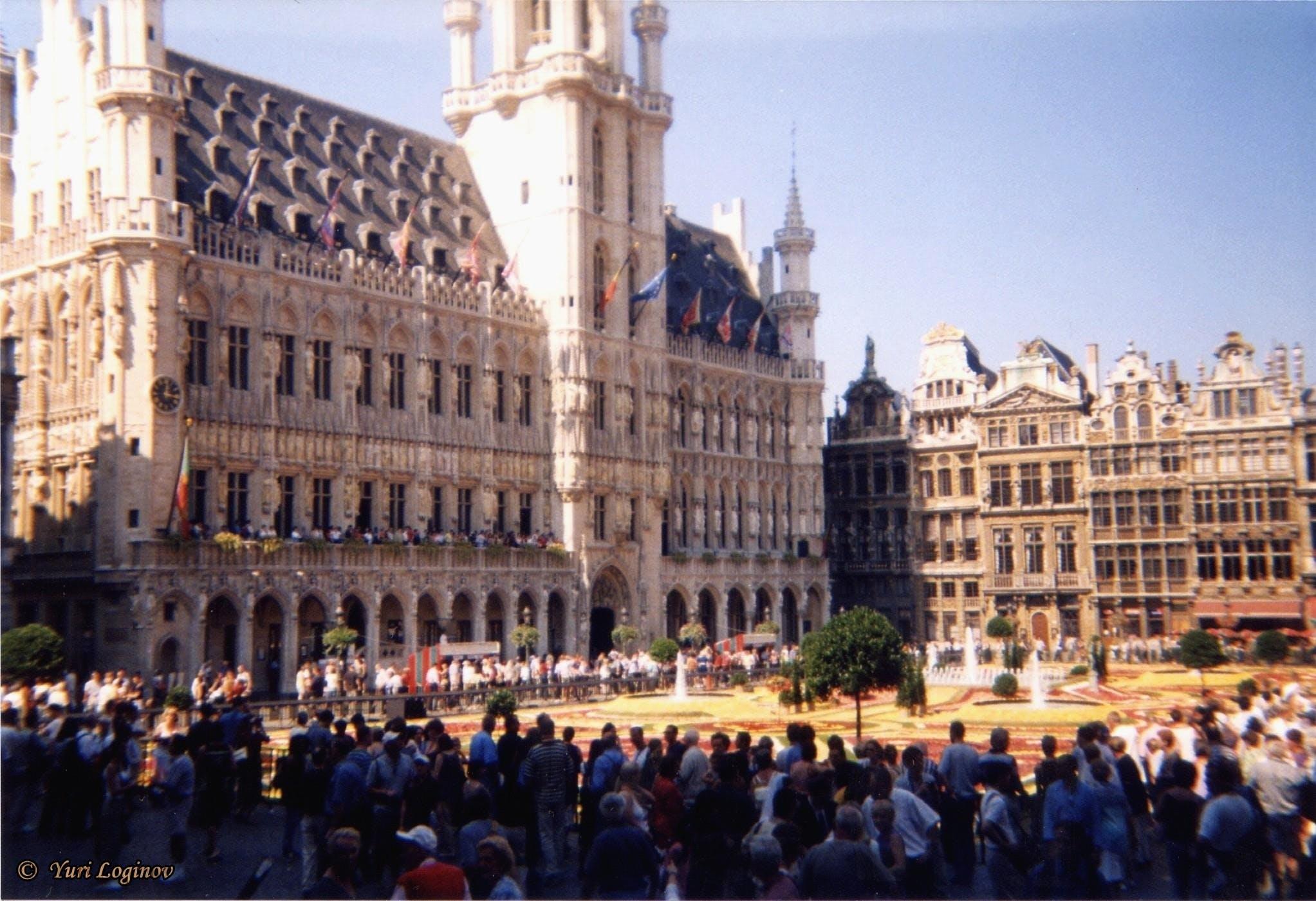 Free stock photo of Belgium, belgique, grand place, Bruxelles