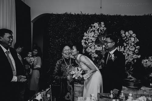 Darmowe zdjęcie z galerii z #fotografia ślubna, #uśmiech