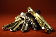 metal, keys, steel