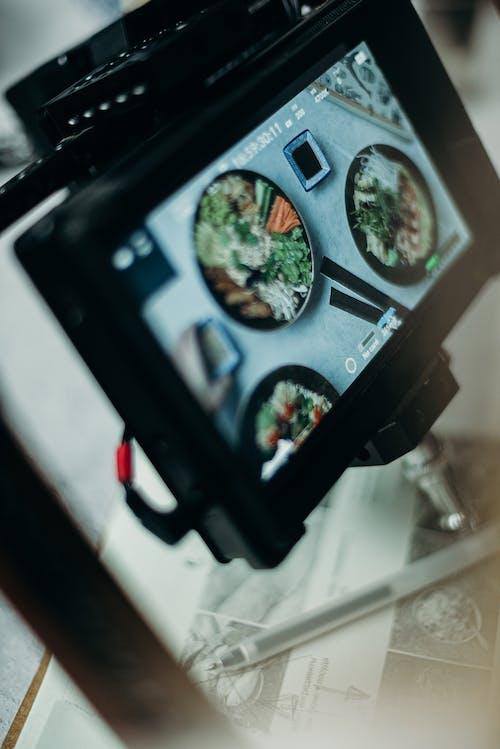 Darmowe zdjęcie z galerii z analogowy, azjatyckie jedzenie, biznes, ekran