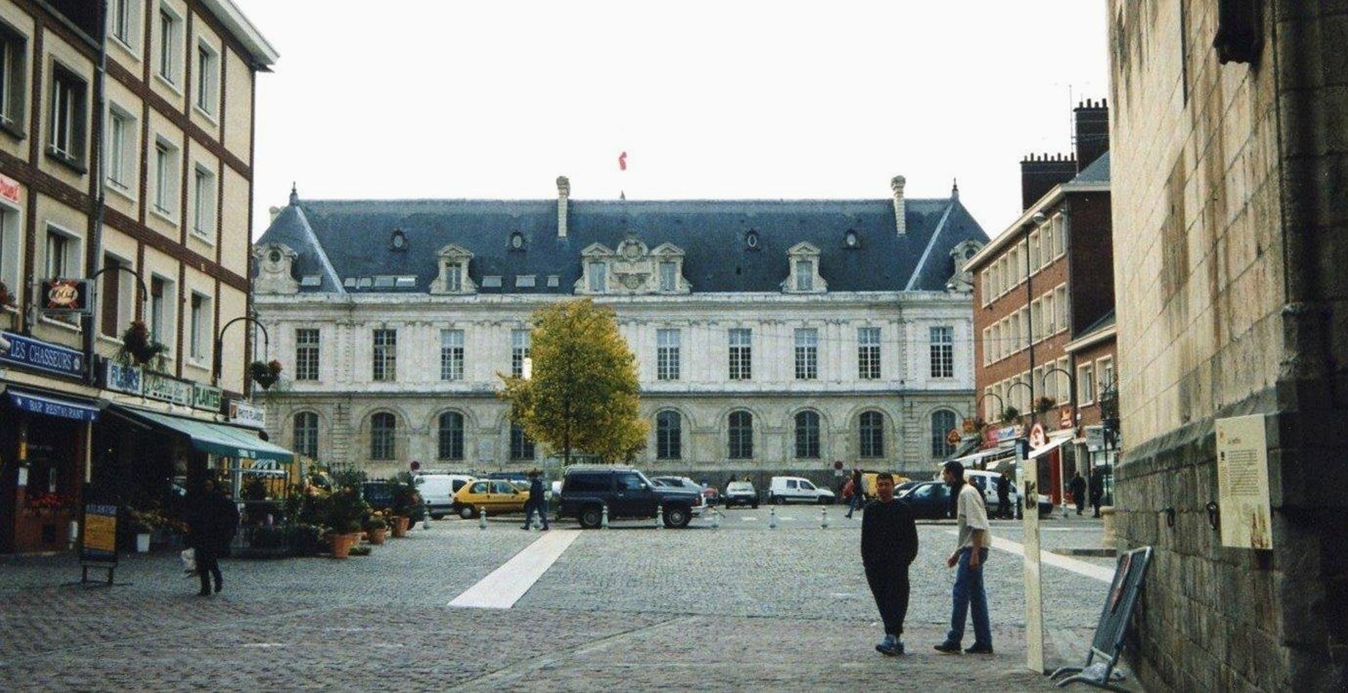 Free stock photo of france, Hôtel de ville d'Amiens, Amiens, Mairie d'Amiens