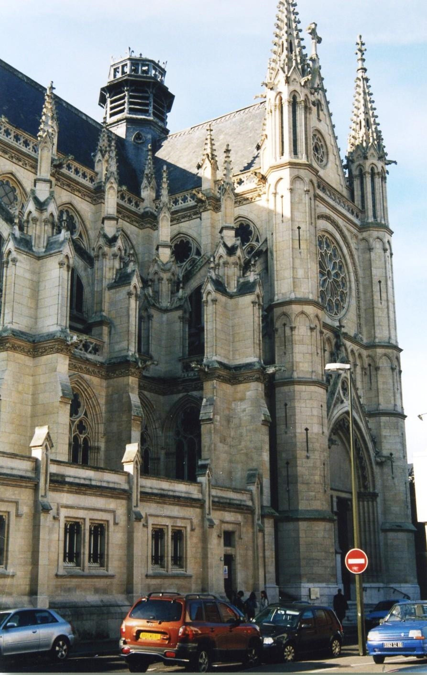 Amiens, Amiens Cathedral, france