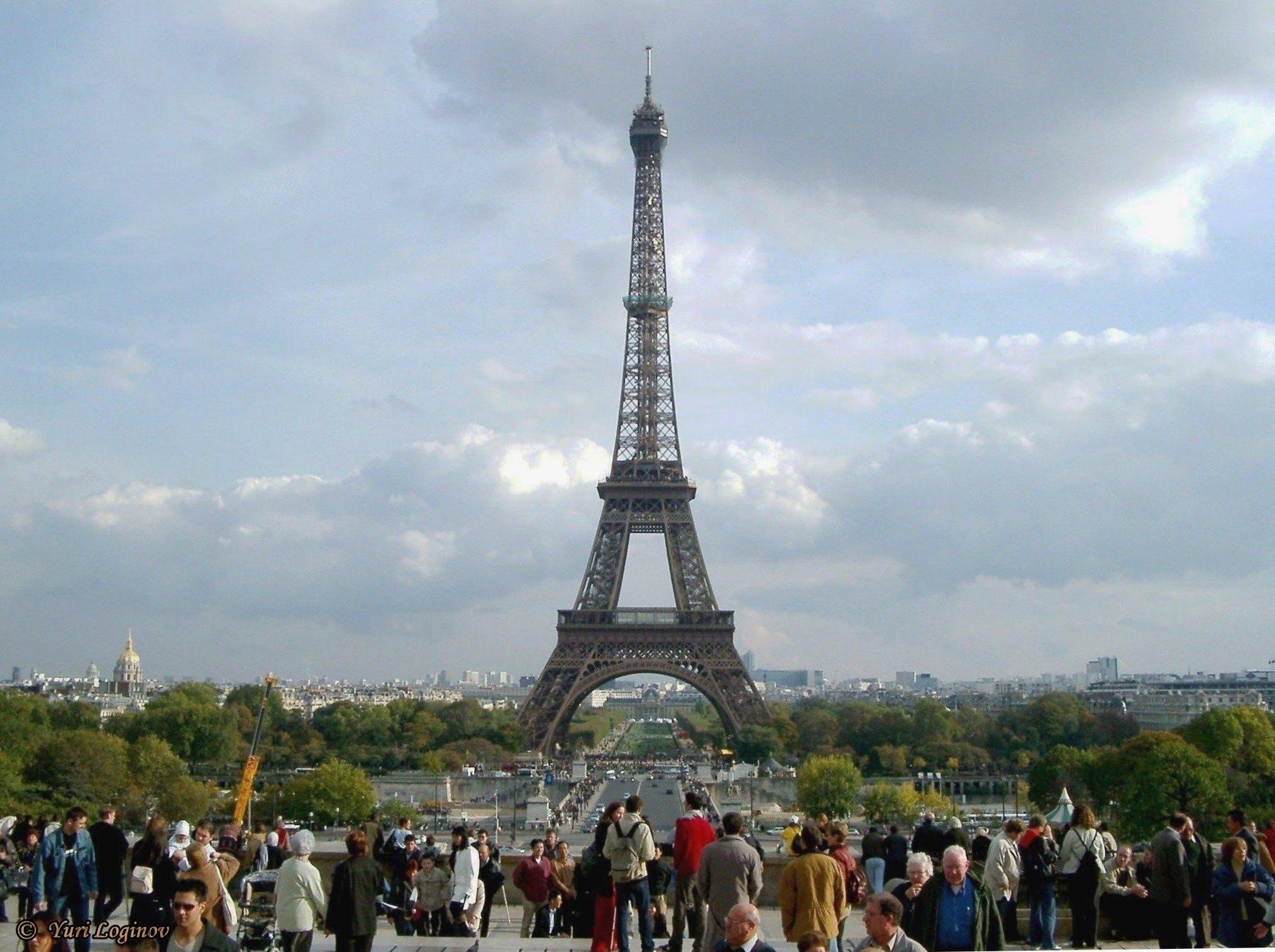 Free stock photo of eiffel tower, france, paris, tour eiffel