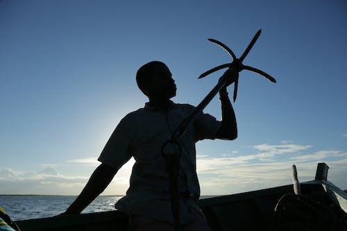 Kostnadsfri bild av fiskare