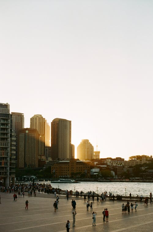 Immagine gratuita di 35mm, città, estate, film
