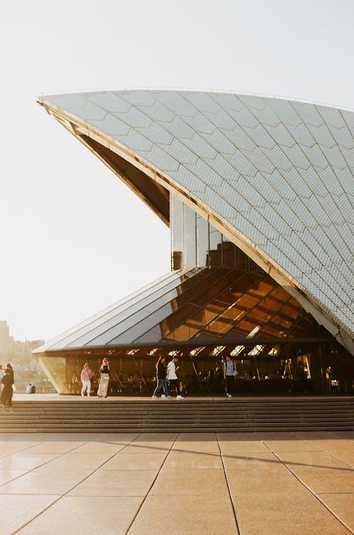 Foto stok gratis 35mm, Arsitektur, bangunan, berjalan