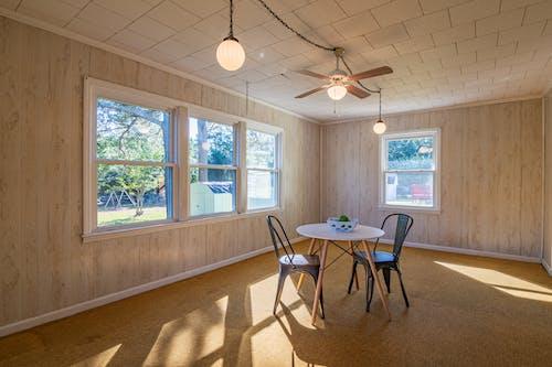 Free stock photo of sun room