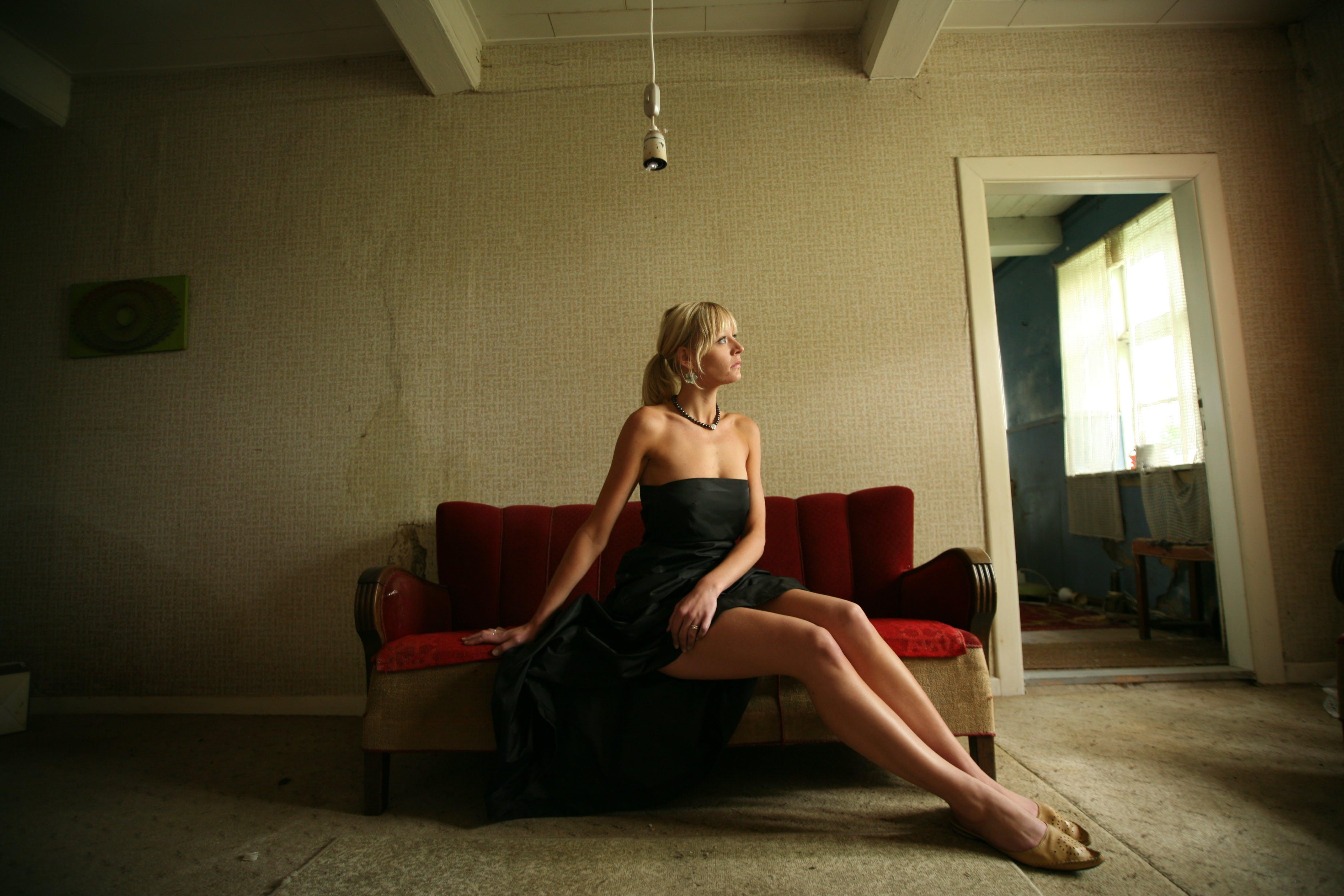adult, beautiful, blond