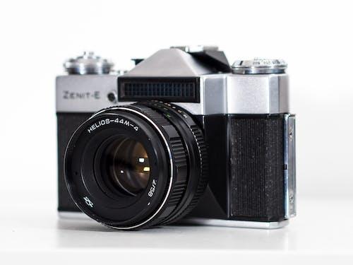 Бесплатное стоковое фото с SLR, зенит-е, камера, линза
