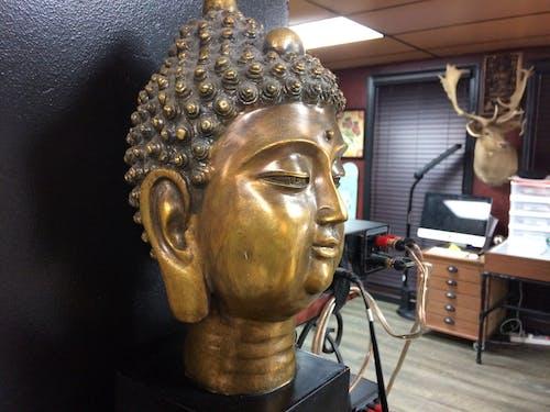 Free stock photo of Buddha statue