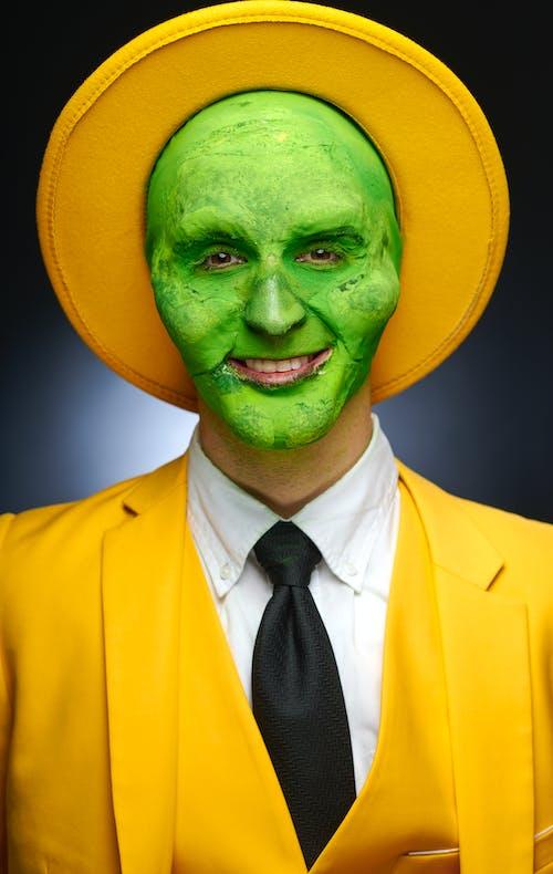 Free stock photo of actors, costume, halloween, headshot
