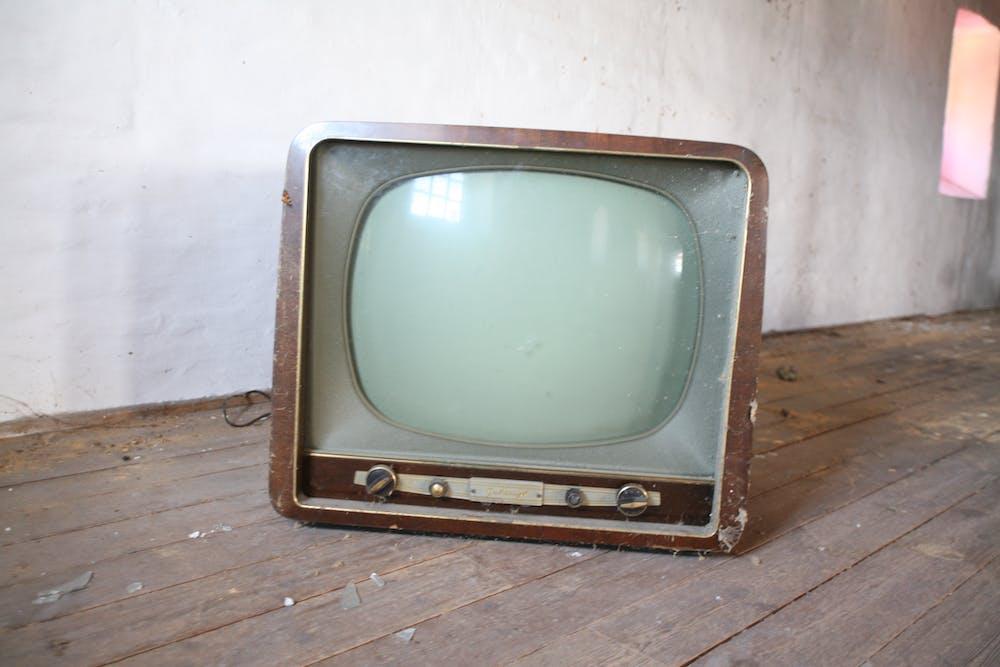 Television @pexels
