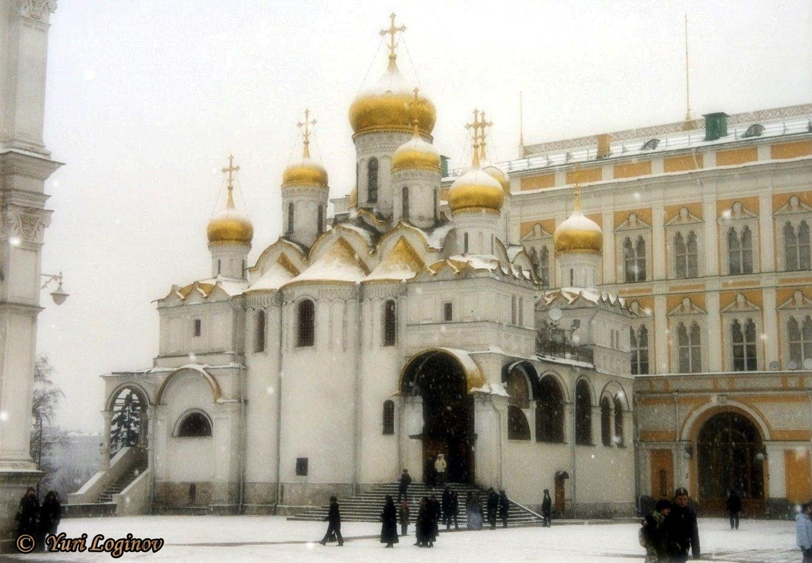 Free stock photo of russia, moscow, россия, cathedral of the annunciation