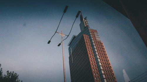 Imagine de stoc gratuită din arhitectură. oraș, centrul orașului, cer frumos, cerul orașului