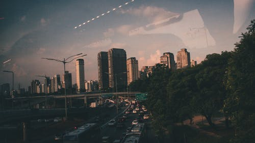 Ảnh lưu trữ miễn phí về ảnh, ảnh đường phố, bầu trời thành phố, bầu trời tươi đẹp