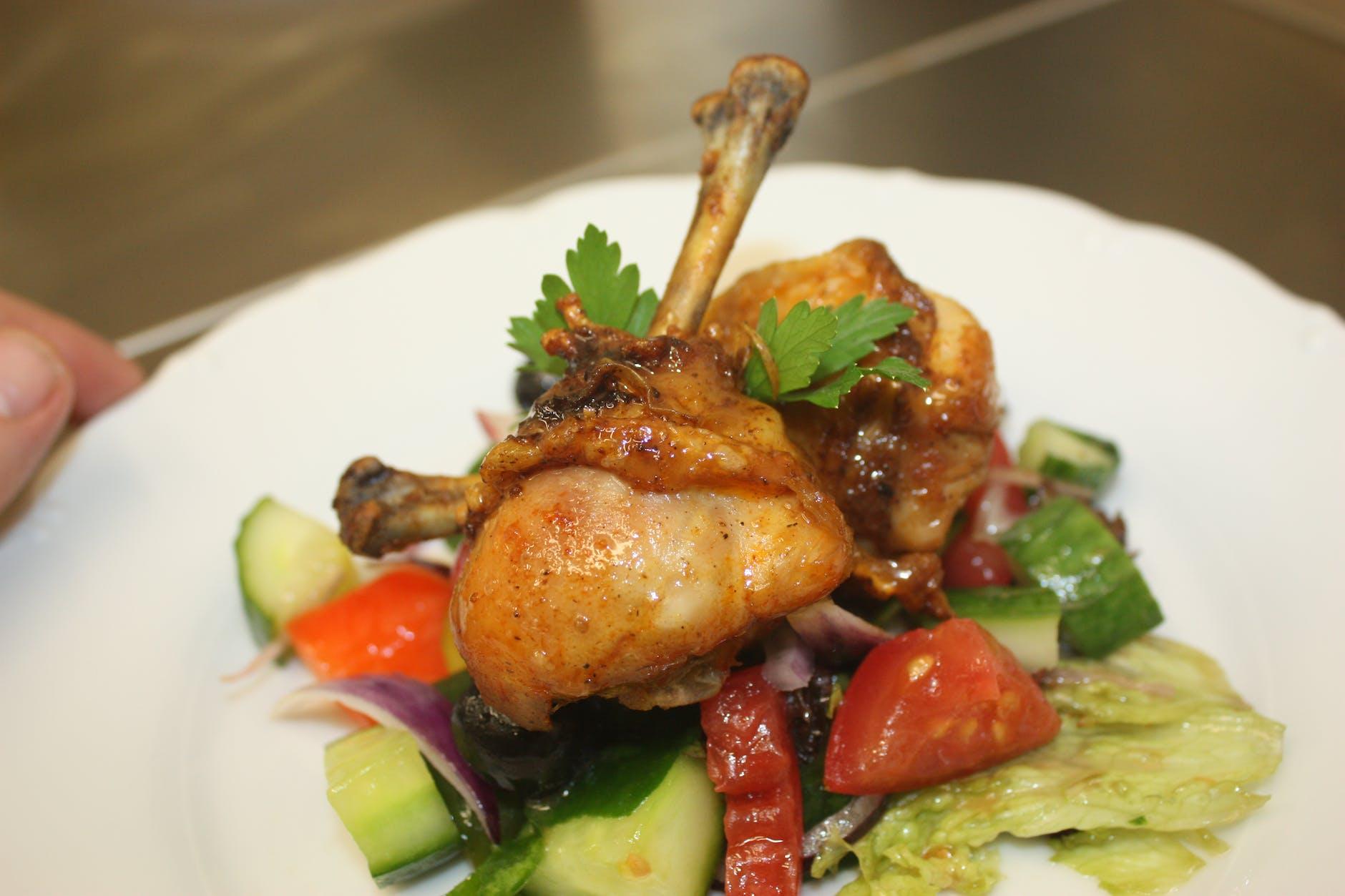 healthy chicken