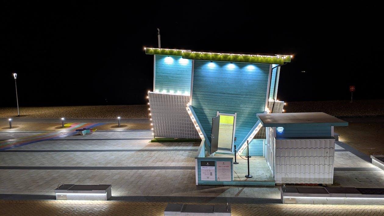 布莱顿, 房屋, 方舟 的 免费素材图片