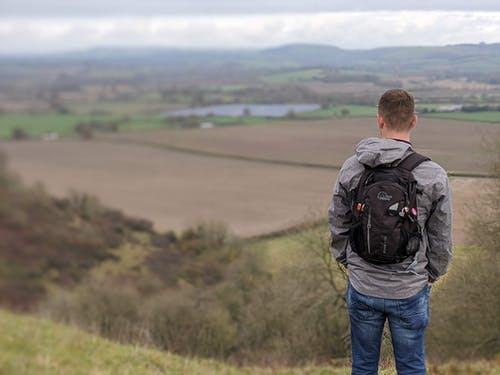 Free stock photo of hambledon hill, landscape, lookout