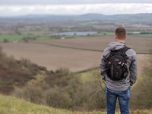 Imagine de stoc gratuită din dealul hambledon, oameni, peisaj