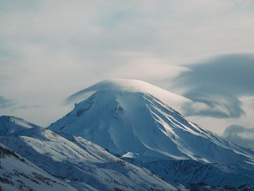 Gratis lagerfoto af bjerg, forkølelse, frossen, halvø