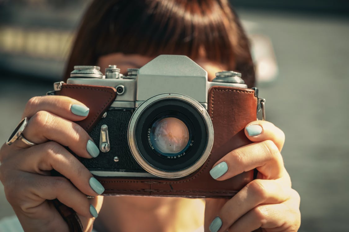 appareil photo, dispositif, doigts