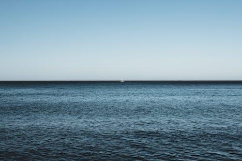 Fotos de stock gratuitas de agua, al aire libre, azul oscuro, cielo