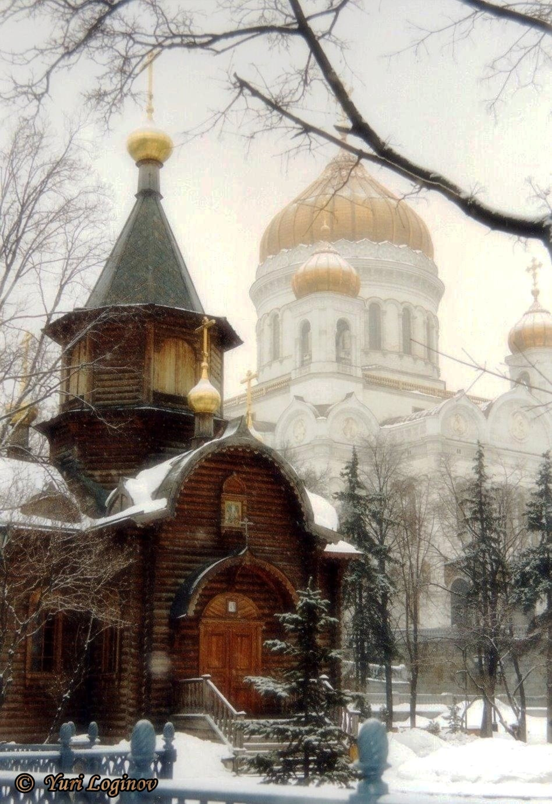 Free stock photo of russia, moscow, Cathedral of Christ the Saviour, россия