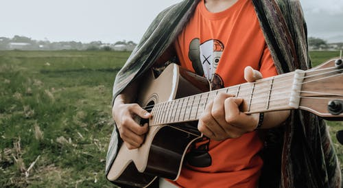 Free stock photo of acoustic guitar, akustik, indie