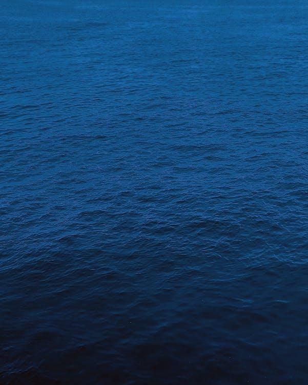 H2O, 다크 블루, 물