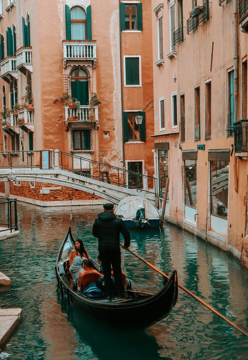 Free stock photo of gondola, italy, travel