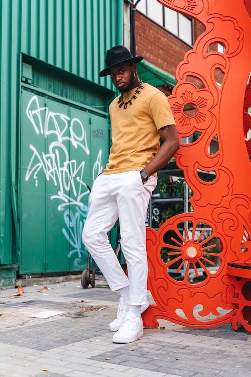 Бесплатное стоковое фото с городской, мода, модель, модный
