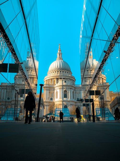 Foto profissional grátis de catedral, Inglaterra, Londres, st pauls