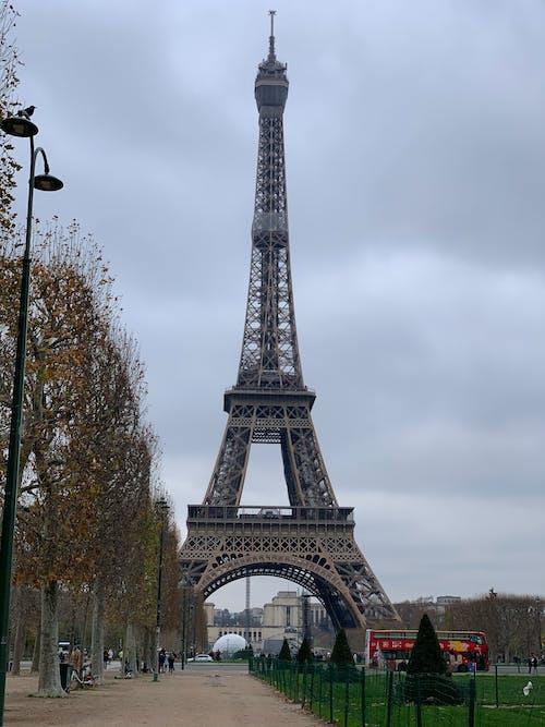 Foto profissional grátis de eiffel, França, Paris, torre
