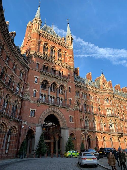 Foto profissional grátis de arquitetura, construção, Inglaterra, Londres