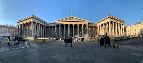 런던, 박물관의 무료 스톡 사진
