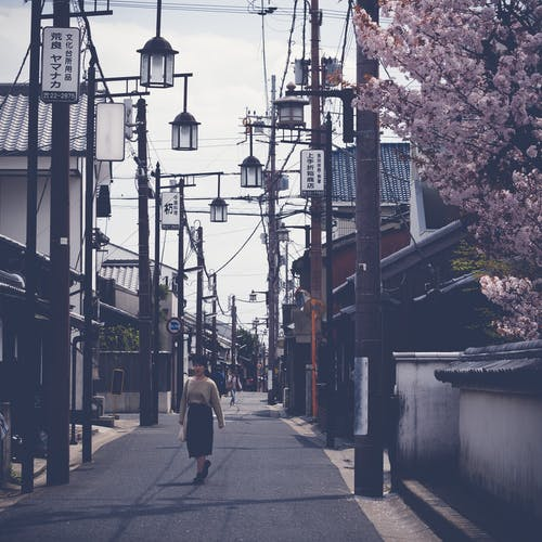 Photos gratuites de japon, photographie de rue