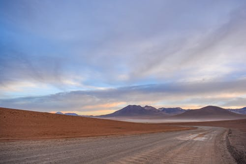 Free stock photo of mountain, nature, road, sky