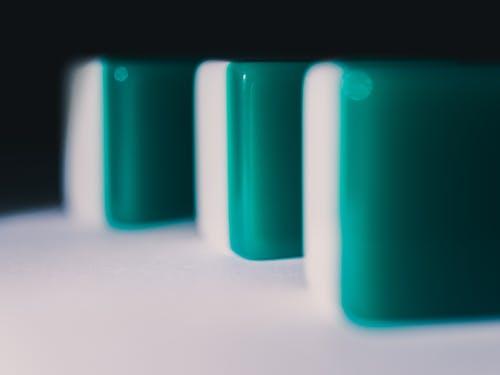 Immagine gratuita di bianco, cubo, macro, mahjong